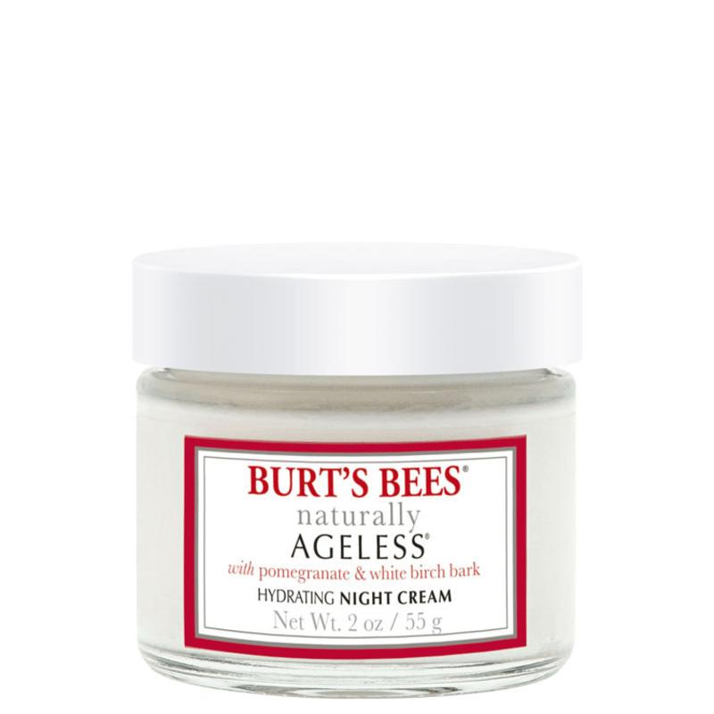 Burt's Bees Burts Bees Naturally Ageless Night Cream - Hidratante Noturno Anti-Idade 55g