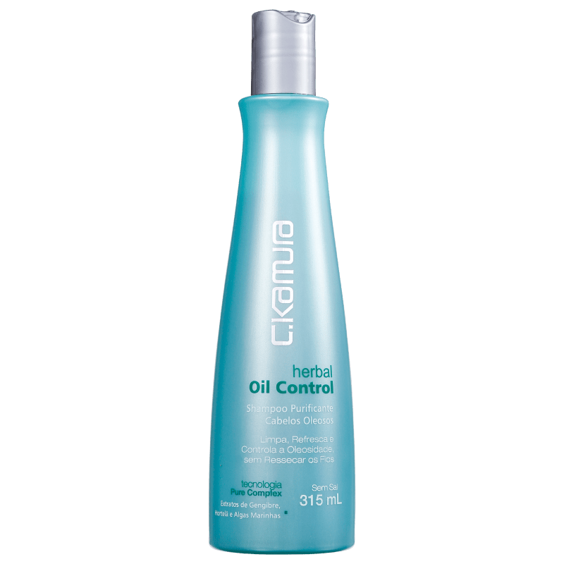 C.Kamura Herbal Oil Control - Shampoo 315ml