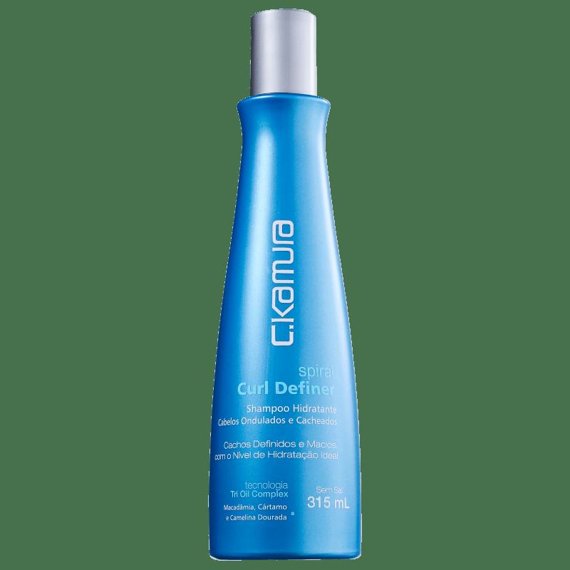 C.Kamura Spiral Curl Definer - Shampoo 315ml