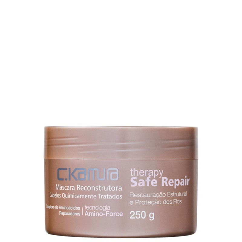 C.Kamura Therapy Safe Repair - Máscara de Tratamento 250g