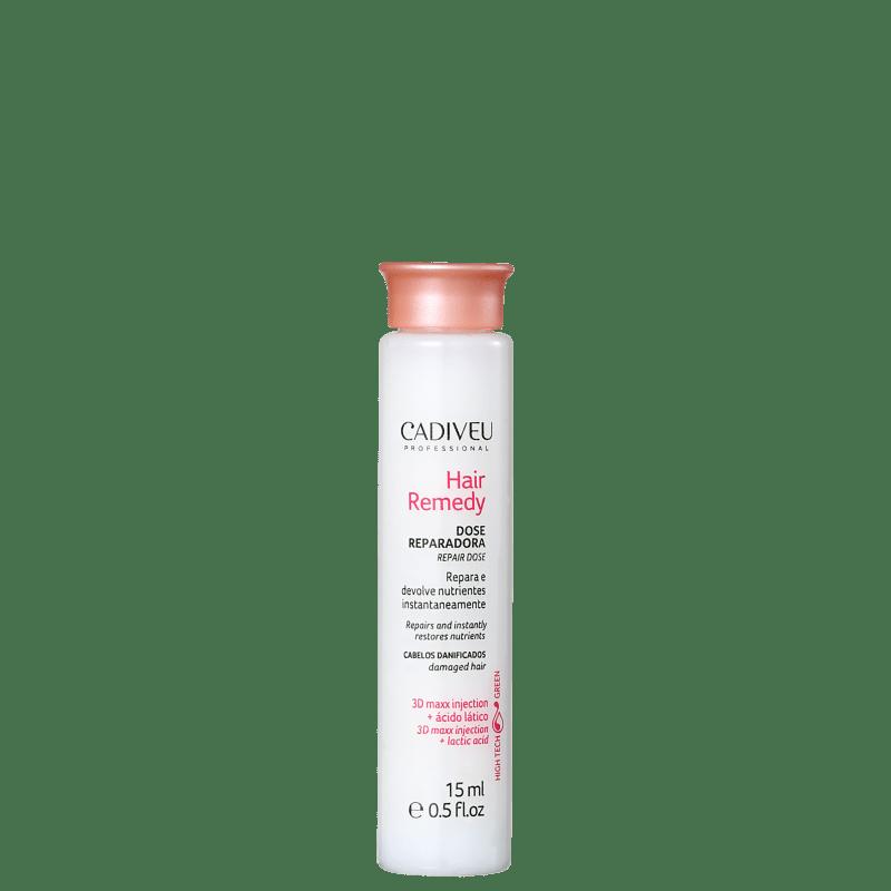 Cadiveu Hair Remedy Dose Reparadora - Ampola 15ml