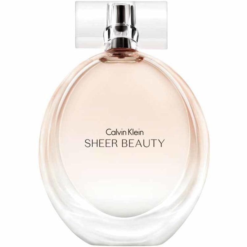 Sheer Beauty Calvin Klein Eau de Toilette - Perfume Feminino 30ml