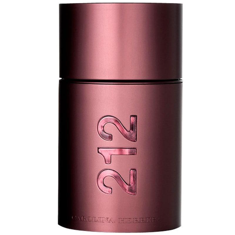 212 Sexy Men Carolina Herrera Eau de Toilette - Perfume Masculino 50ml