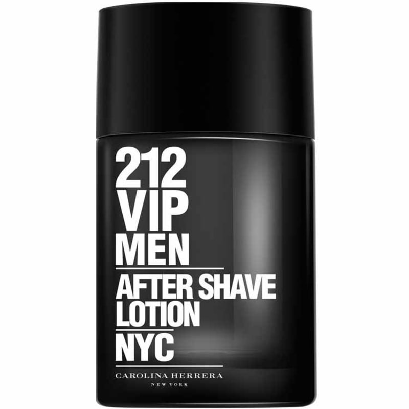 Carolina Herrera 212 VIP Men After Shave Lotion - Loção Pós-Barba 100ml