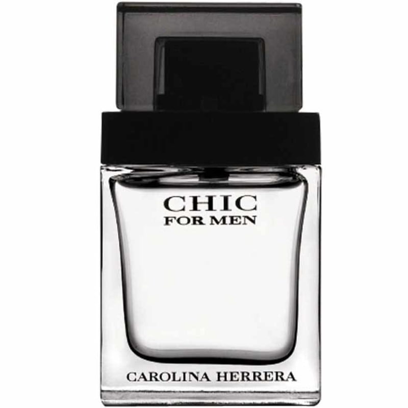 Chic For Men Carolina Herrera Eau de Toilette - Perfume Masculino 100ml