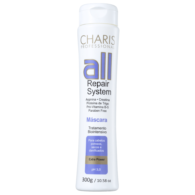 Charis All Repair System Máscara de Tratamento - 300g