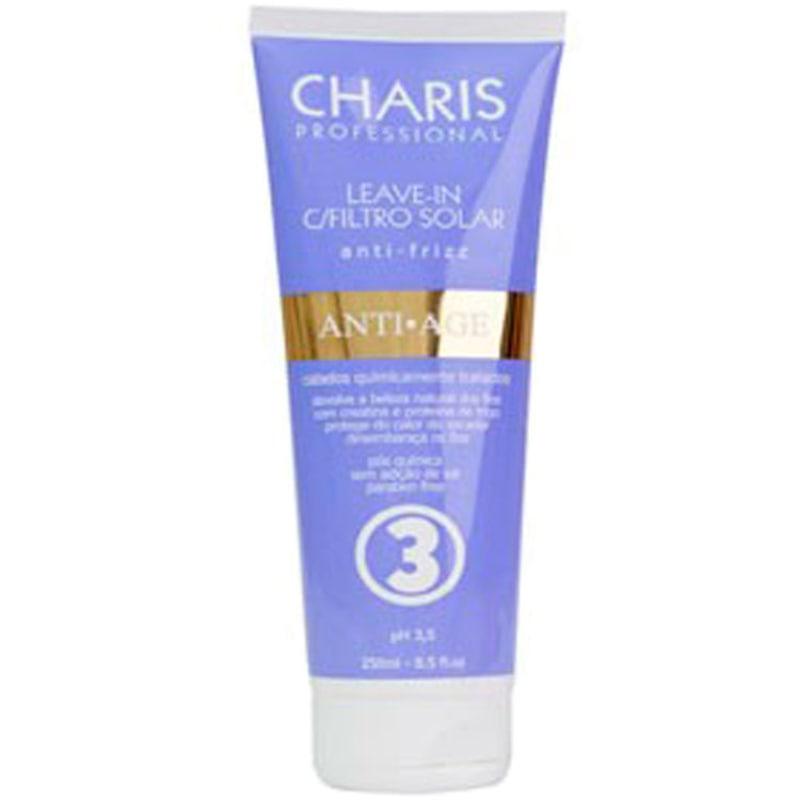 Charis Anti Age Leave-In Revitalizante - Leave-In 250ml