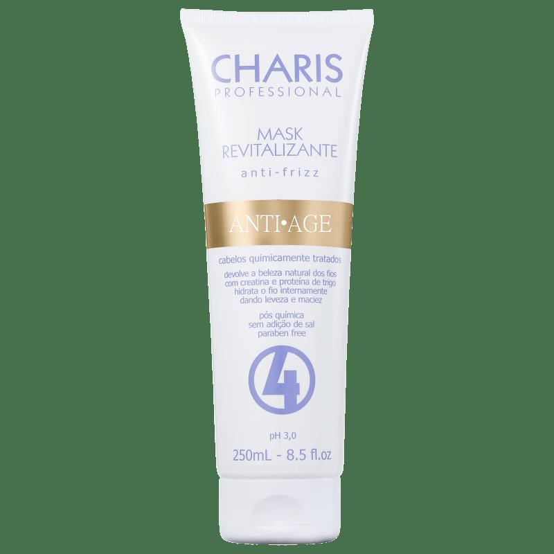 Charis Anti Age Máscara Revitalizante - Máscara de Tratamento 250ml