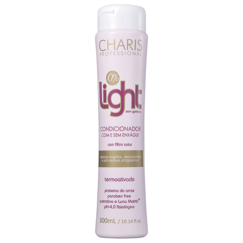 Charis Light - Condicionador 300ml