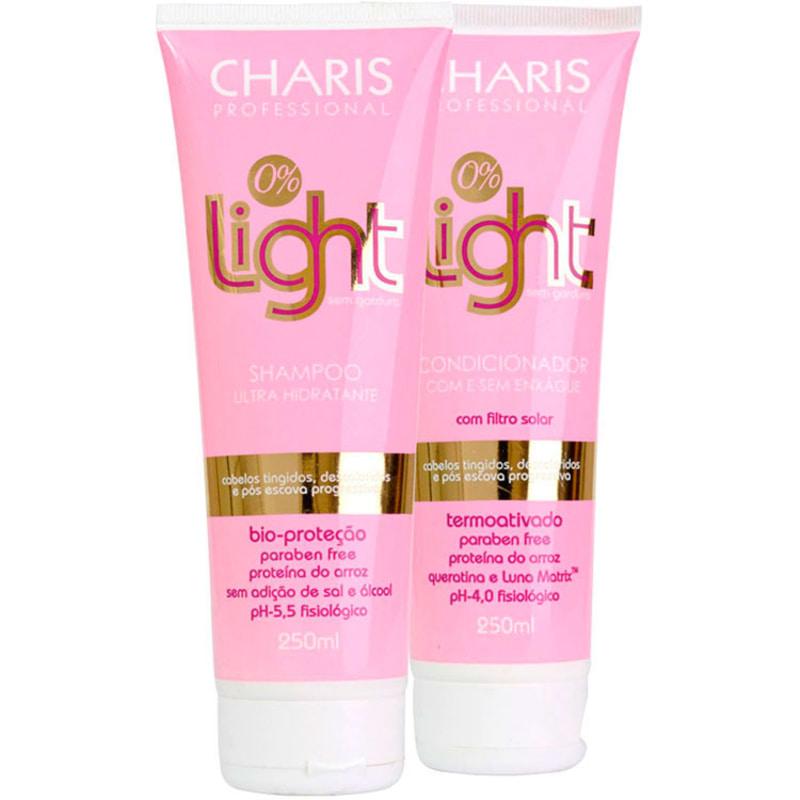 Charis Light Duo Kit (2 Produtos)
