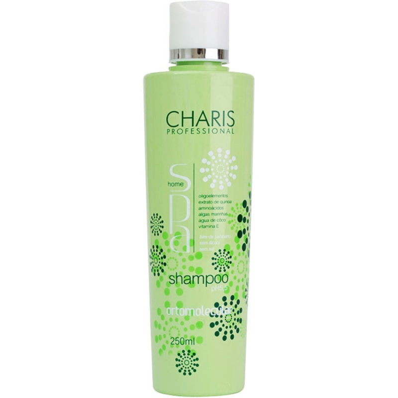 Charis Ortomolecular Spa - Shampoo 250ml