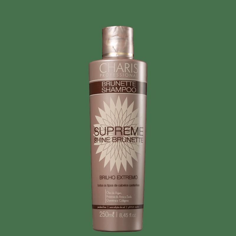Charis Supreme Shine Brunette - Shampoo 250ml