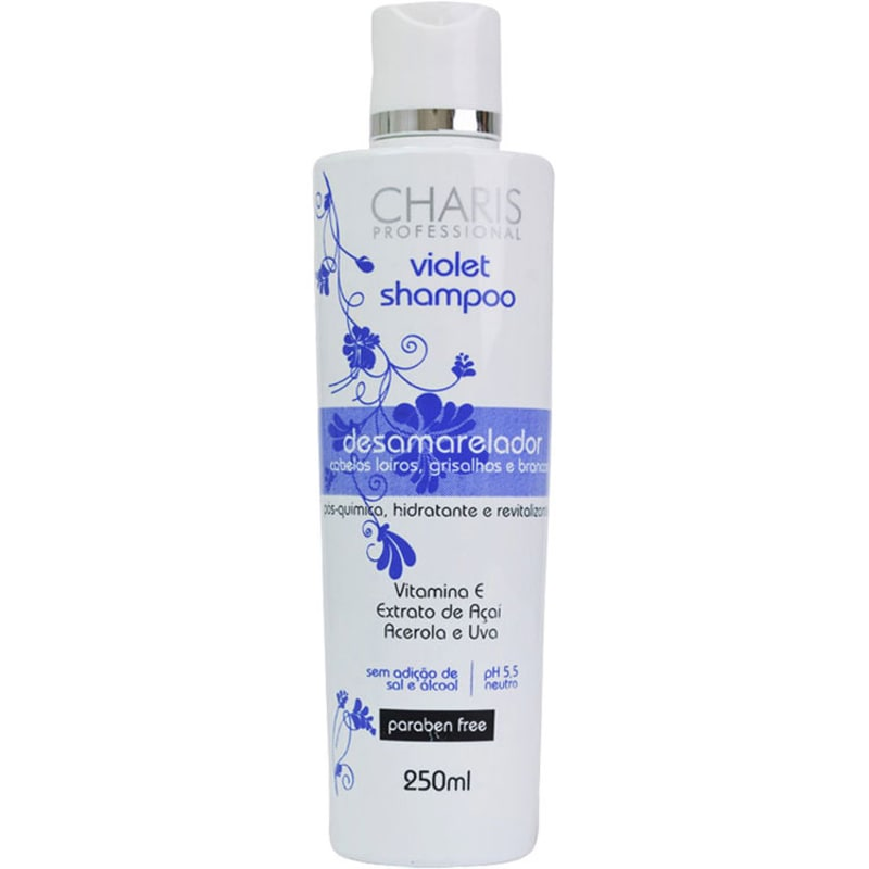 Charis Violet - Shampoo 250ml