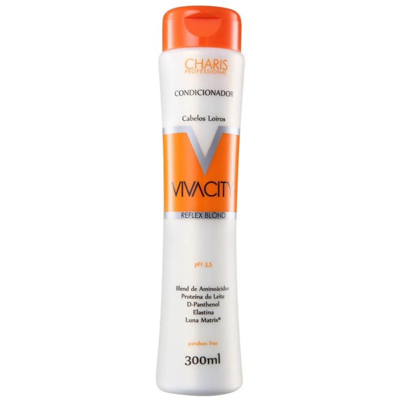 Charis Vivacity - Condicionador 300ml