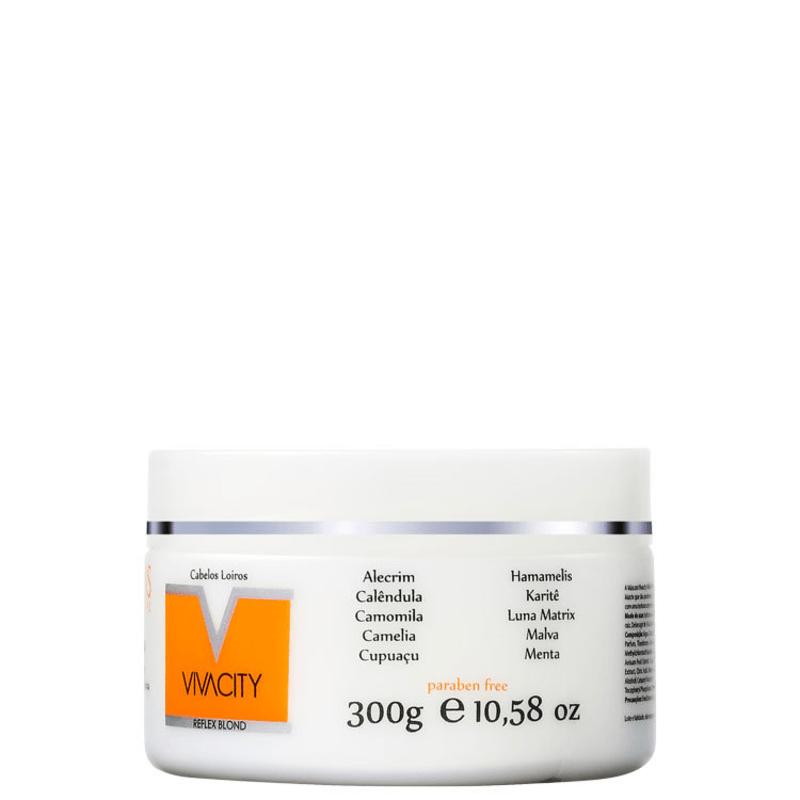 Charis Vivacity Reflex Blond - Máscara de Tratamento 300g
