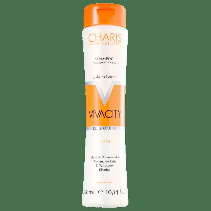 Charis Vivacity - Shampoo sem Sal 300ml