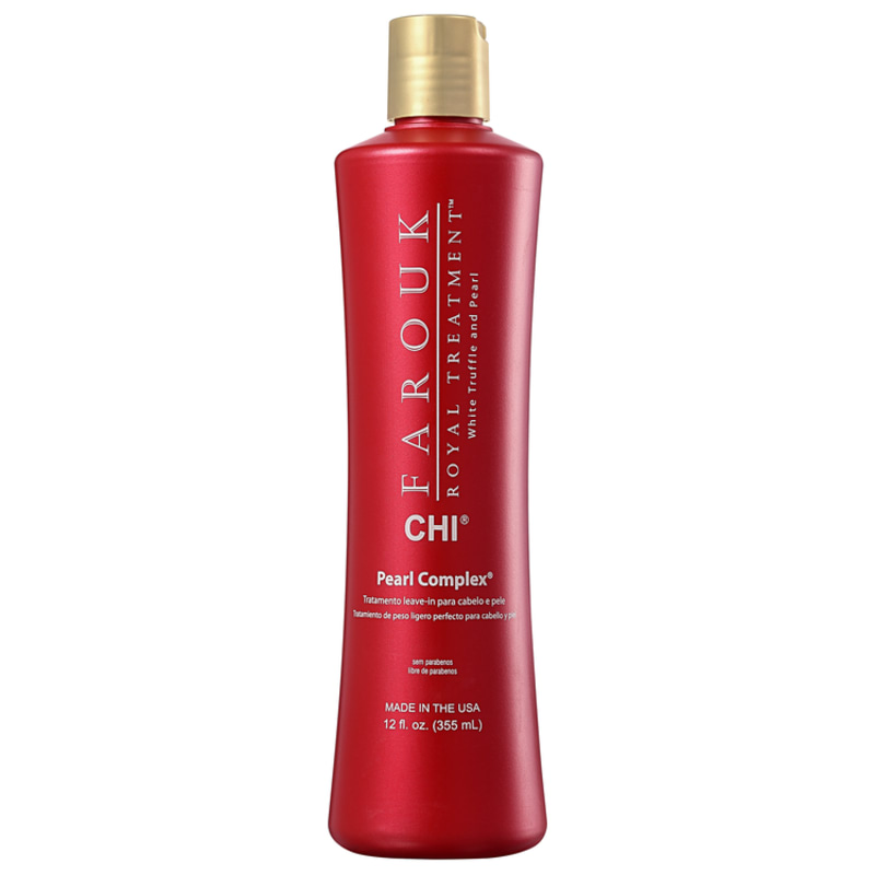 CHI Farouk Royal Treatment Pearl Complex - Óleo de Tratamento 355ml
