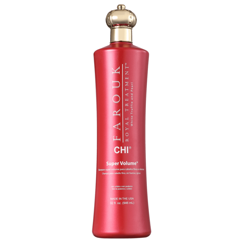 CHI Farouk Royal Treatment Shampoo Super Volume - Shampoo 946ml