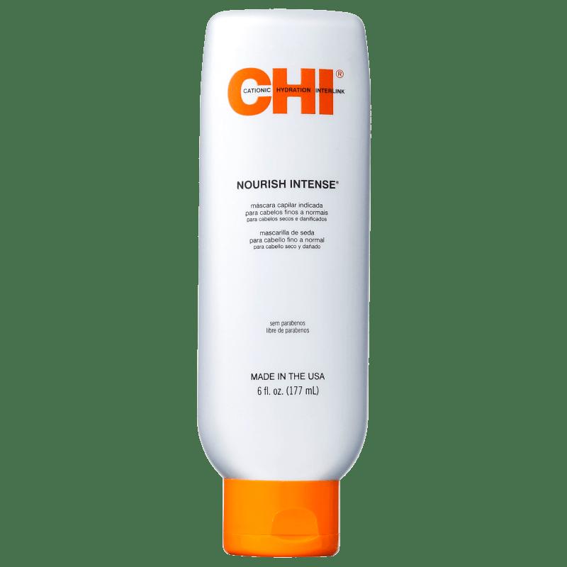 CHI Nourish Intense Fine to Normal Hair - Máscara de Nutrição 177ml