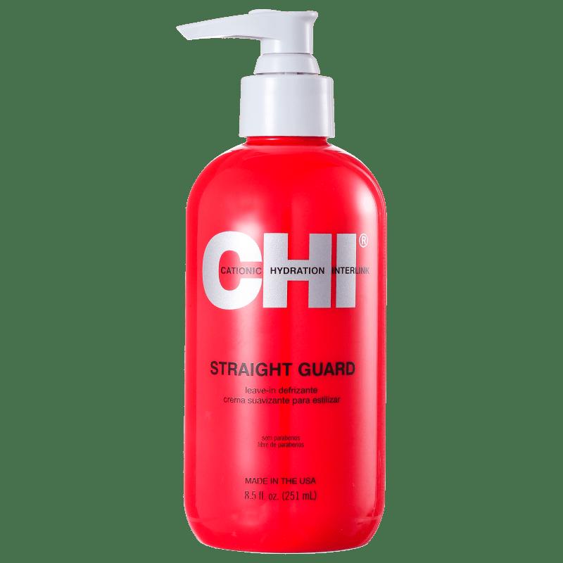 CHI Styling Straight Guard - Creme Alisador 251ml