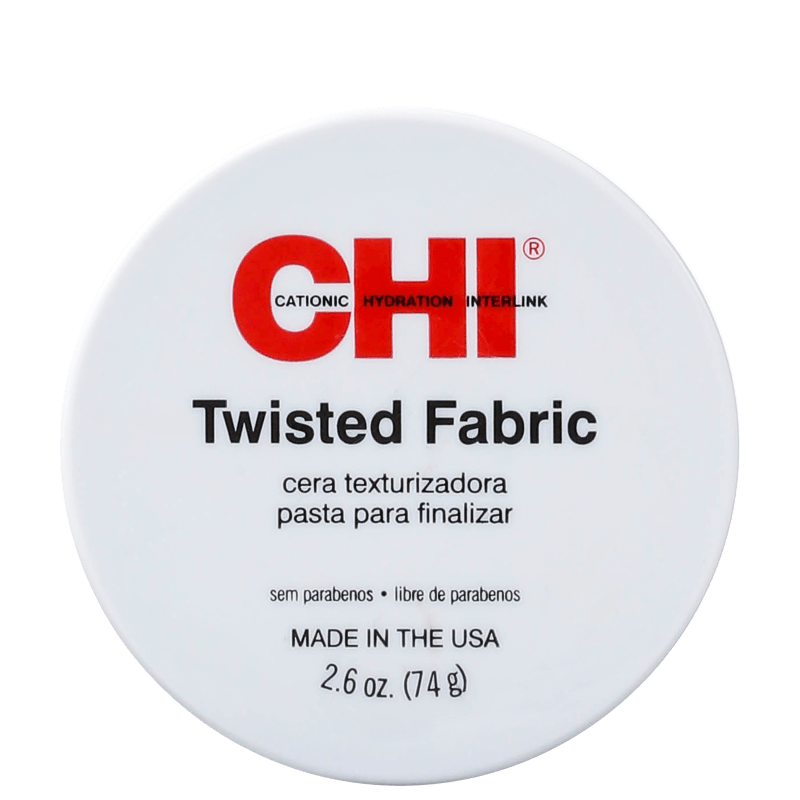 CHI Twisted Fabric - Cera Finalizadora 74g