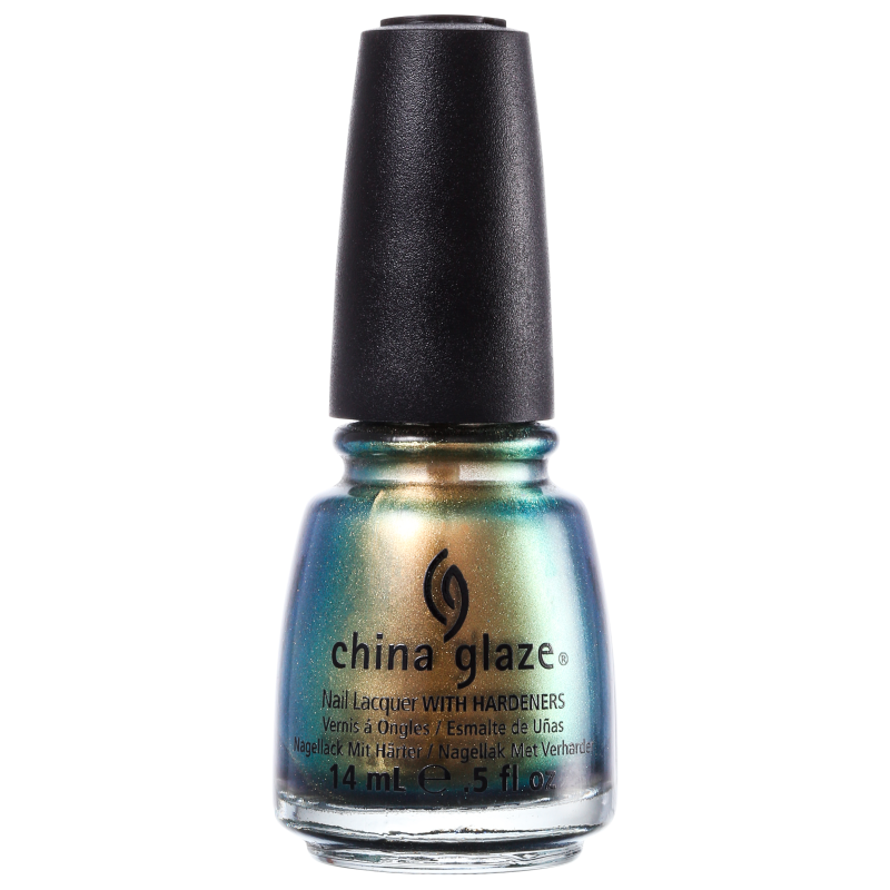 China Glaze Bohemian Rare and Radiant - Esmalte Metálico 14ml