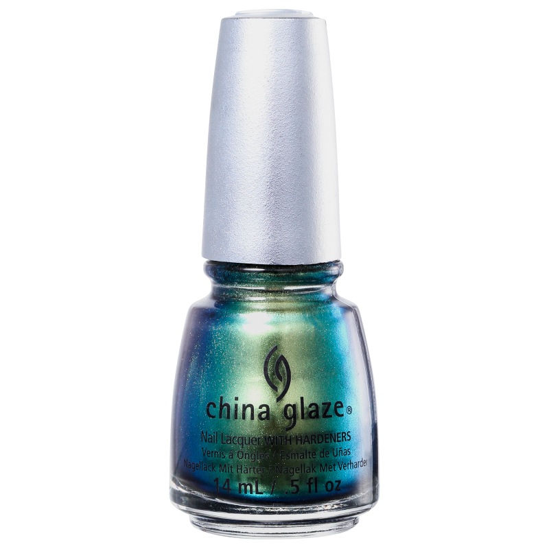 China Glaze Bohemian Umpredictable - Esmalte Metálico 14ml