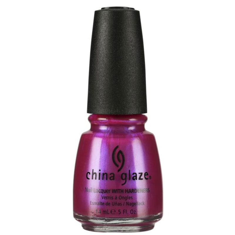 China Glaze Caribbean Temptation - Esmalte Metálico 14ml