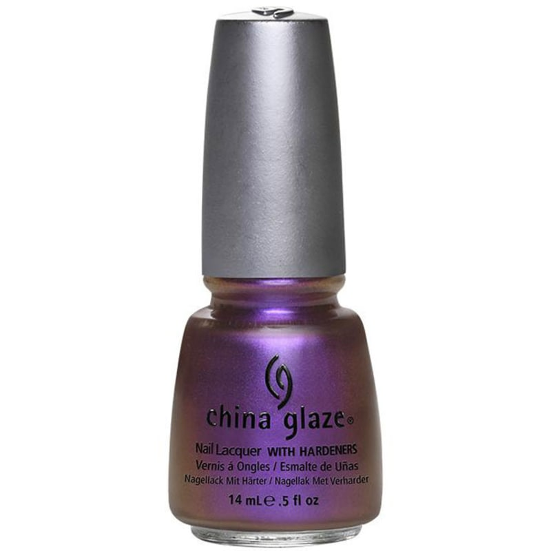 China Glaze Bohemian No Plain Jane - Esmalte Metálico 14ml
