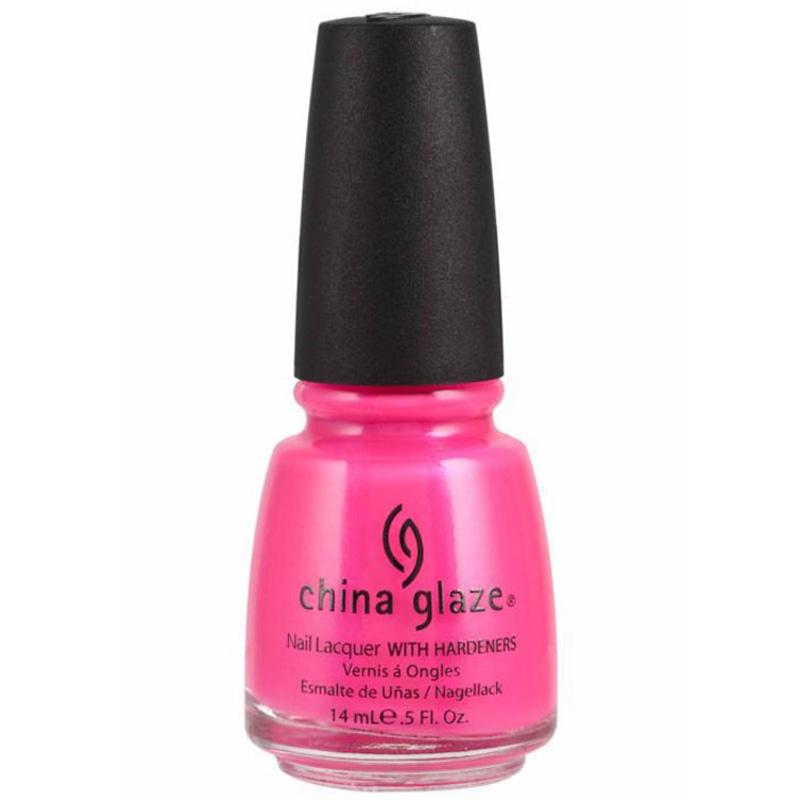 China Glaze Pink Voltage - Esmalte Matte 14ml