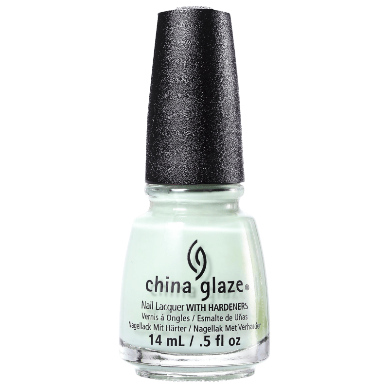 China Glaze Re-Fresh Mint - Esmalte Cremoso 14ml