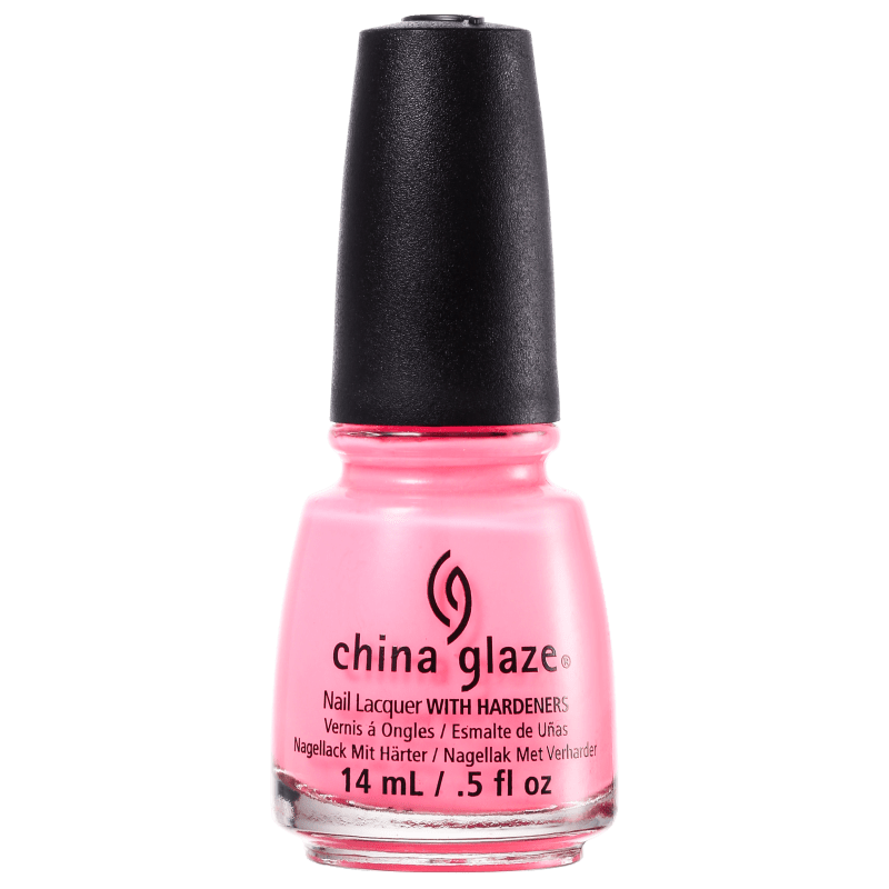China Glaze Shocking Pink - Esmalte Matte 14ml
