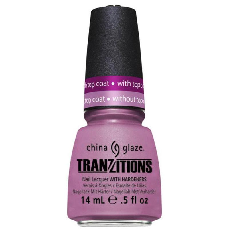 China Glaze Tranzitions Split Perso-Nail-Ity - Esmalte Cremoso 14ml