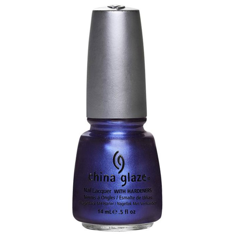 China Glaze Bohemian Want My Bawdy - Esmalte Metálico 14ml