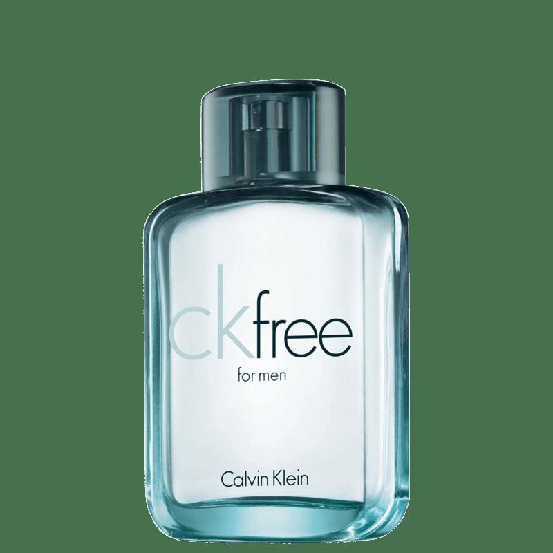 CK Free For Men Calvin Klein Eau de Toilette - Perfume Masculino 30ml