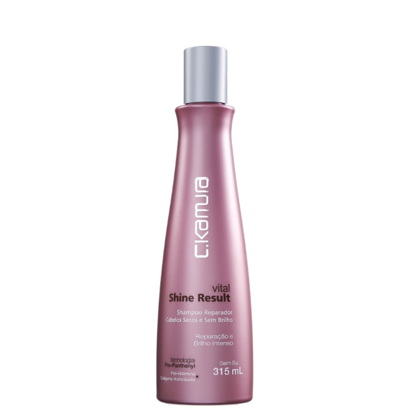 C.Kamura Vital Shine Result - Shampoo 315ml