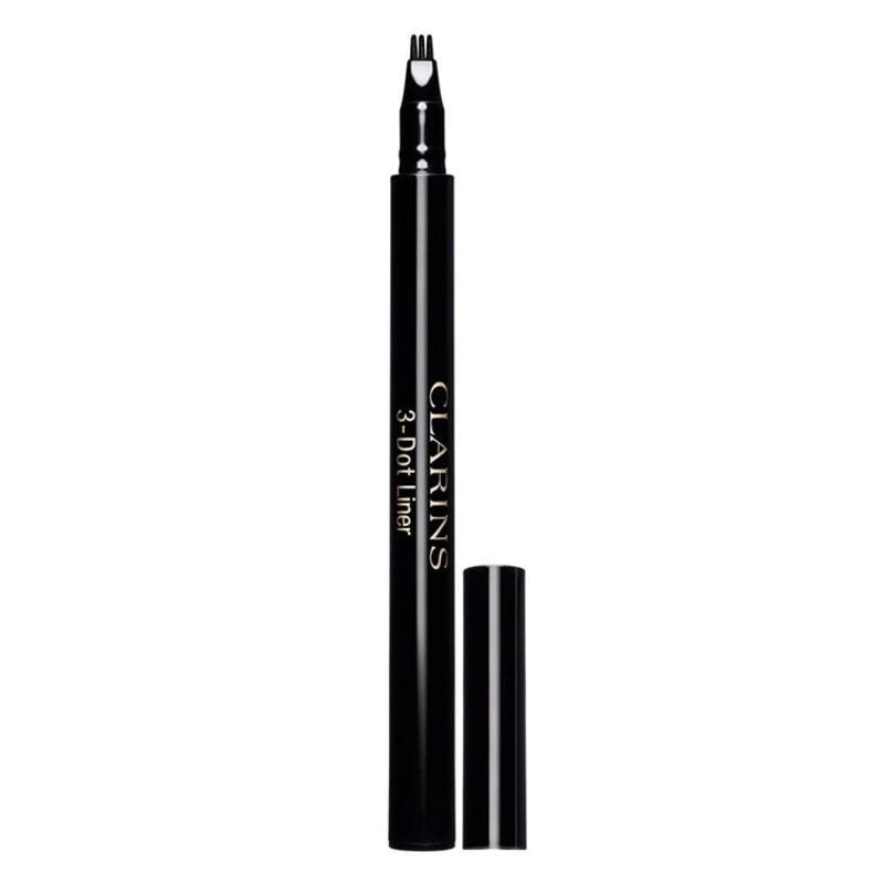 Clarins 3-Dot Liner Nº 01 Black Intense - Caneta Delineadora 0,7ml