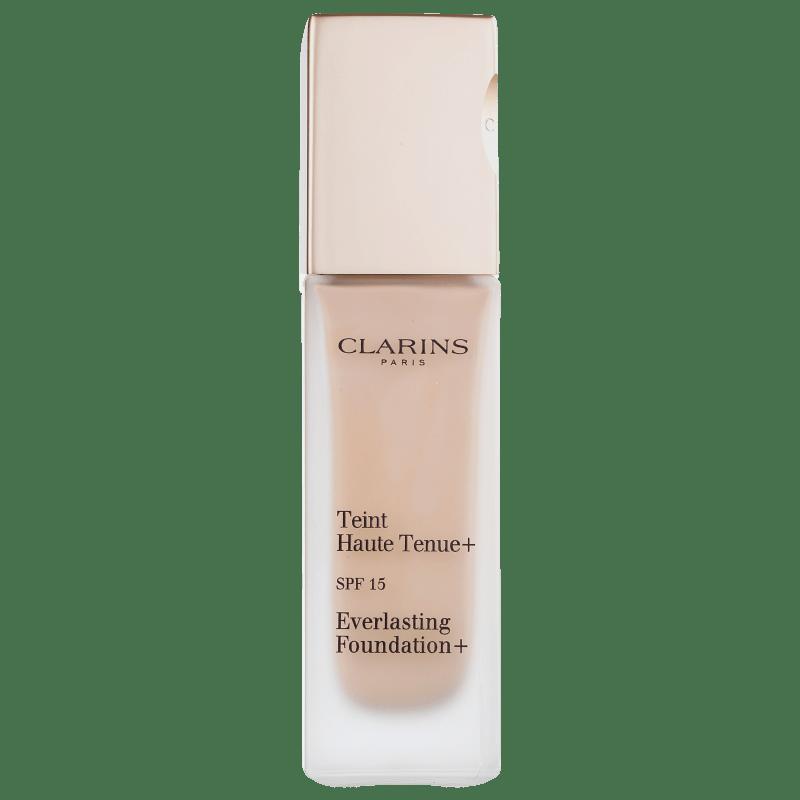 Clarins Everlasting Foundation FPS 15 110 Honey - Base Líquida 30ml