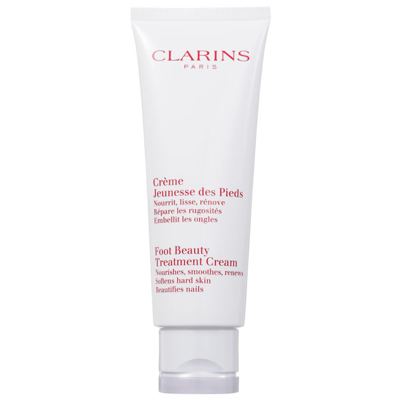 Clarins Foot Beauty Treatment Cream - Creme para os Pés 125ml