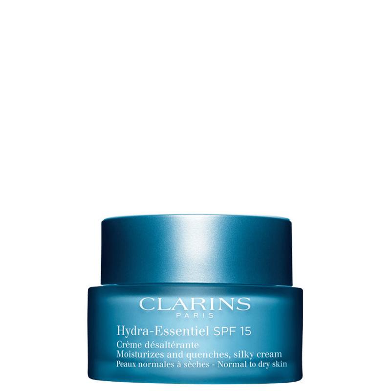 Clarins Hydra Essentiel Cream FPS 15 - Creme Hidratante Facial 50ml