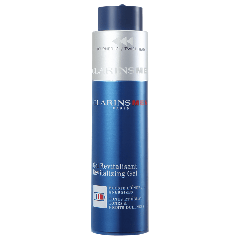 Clarins Men Gel Revitalisant - Gel Anti-Idade 50ml
