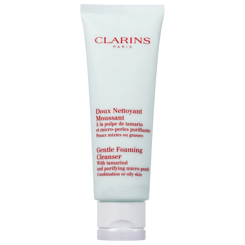 Clarins Trully Matte Gentle Foaming Cleanser - Mousse de Limpeza Facial 125ml