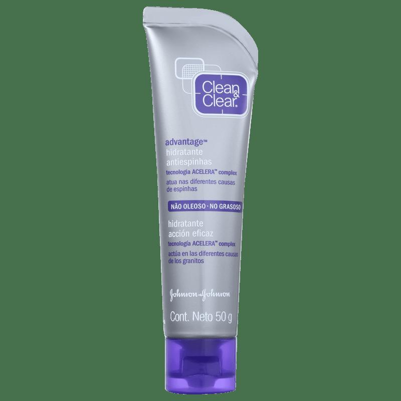 Clean & Clear Advantage - Hidratante Facial 50g