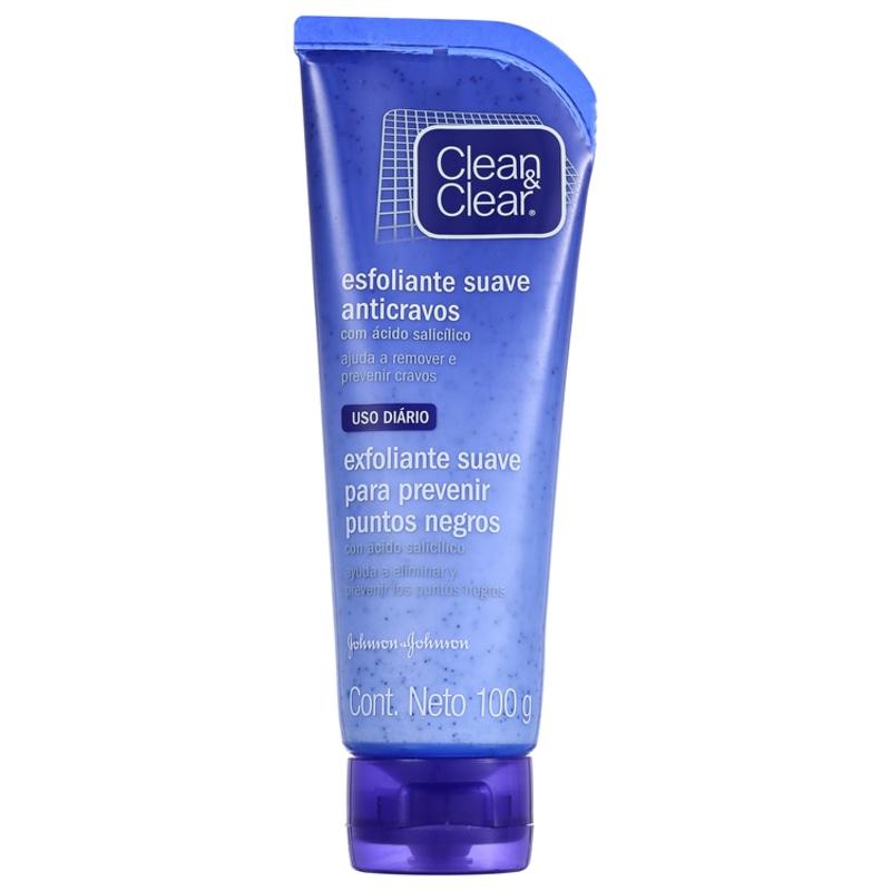 Clean & Clear Suave Anticravos - Esfoliante 100g
