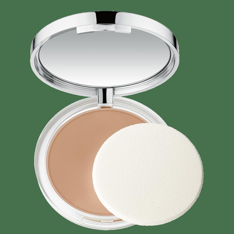 Clinique Almost Powder Makeup FPS 15 Medium - Pó Compacto Matte 10g