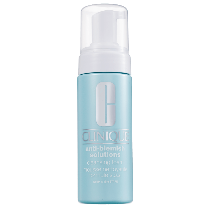 Clinique Anti-Blemish Solutions Cleansing - Espuma de Limpeza Facial 125ml