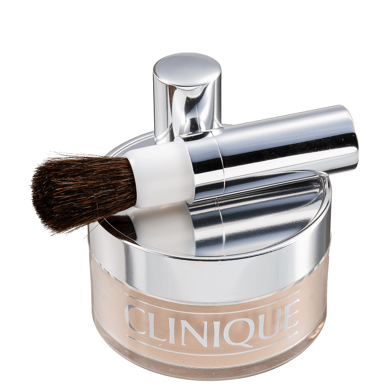 Clinique Blended Face Powder and Blush Invisible Blend - Pó Solto Natural 35g