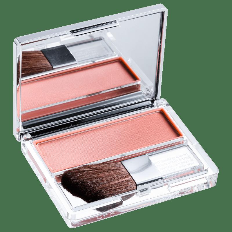 Clinique Blushing Powder Innocent Peach - Blush Cintilante 6g
