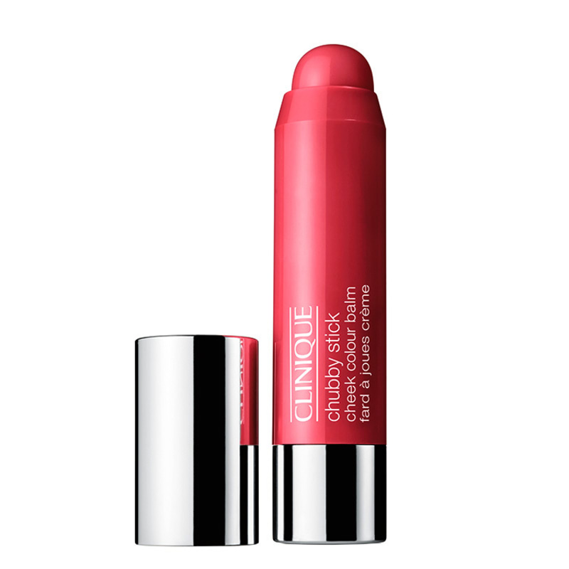 Clinique Chubby Stick Cheek Colour Balm Roly Poly Rosy - Blush Natural 6g