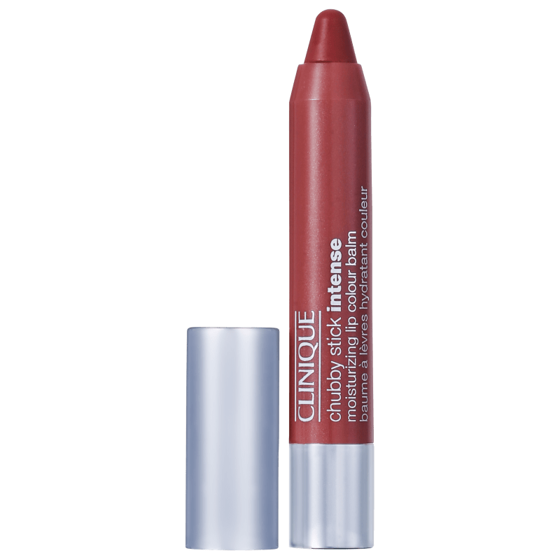 Clinique Chubby Stick Intense Curviest Caramel - Batom Cremoso 3g